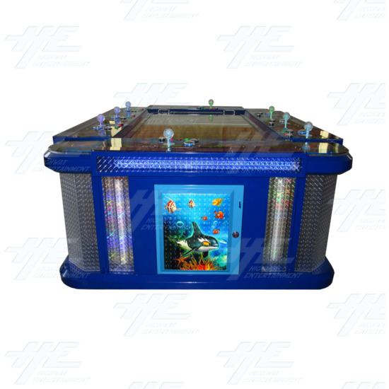 Arcooda 8 Player Fish Machine - Deluxe Edition - Arcooda 8 player fish machine side view 6915.png