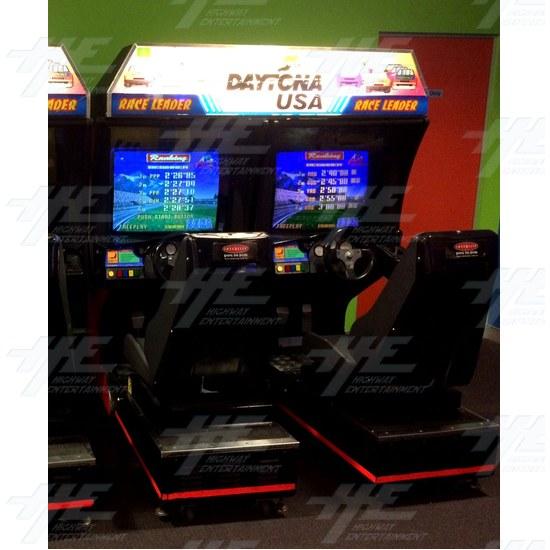 Daytona USA Twin Driving Arcade Machine  - Daytona Twin