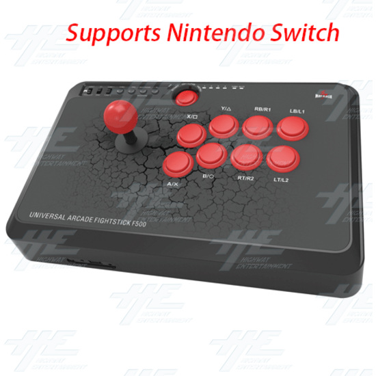 Mayflash F500 Arcade Fight Stick For PS4/PS3/XBOX ONE/XBOX 360/PC/Android  - f500 6.PNG