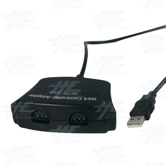 MAYFLASH N64 Controller Adapter For Pc  - pc043.jpg