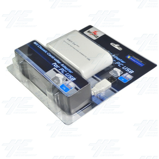 Wii Classic controller to PC USB (Mayflash) - pc052 2.jpg