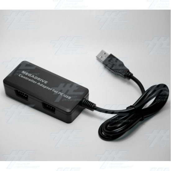 Mayflash Totalconsole Mayflash Md Mega Drive Genesis Controller Adapter For Pc Usb  - pc054 1.PNG