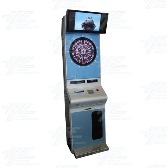 Radikal Darts Electronic Dart Machine - Full View