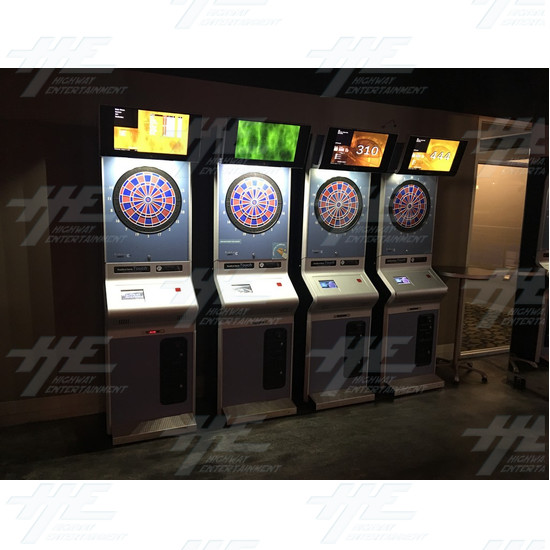 Radikal Darts Electronic Dart Machine - Radikal Darts Machines for Sale
