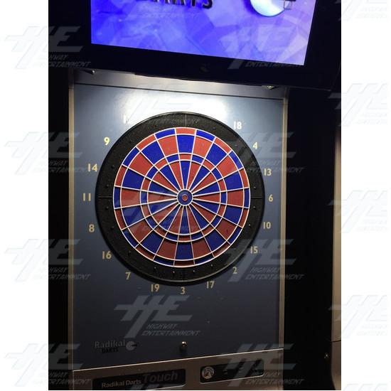 Radikal Darts Electronic Dart Machine - Radikal Darts Queenland