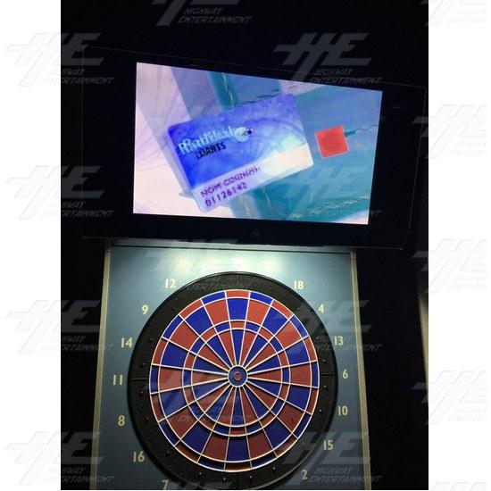 Radikal Darts Electronic Dart Machine - Radikal Darts Monitors