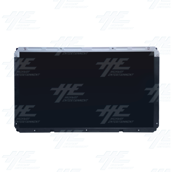 26 Inch LCD Monitor for Classic Master Arcade Machine - Front View