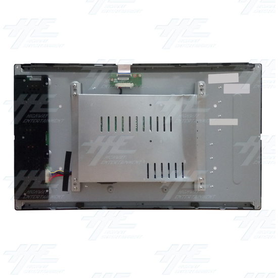 26 Inch LCD Monitor for Classic Master Arcade Machine - Back View