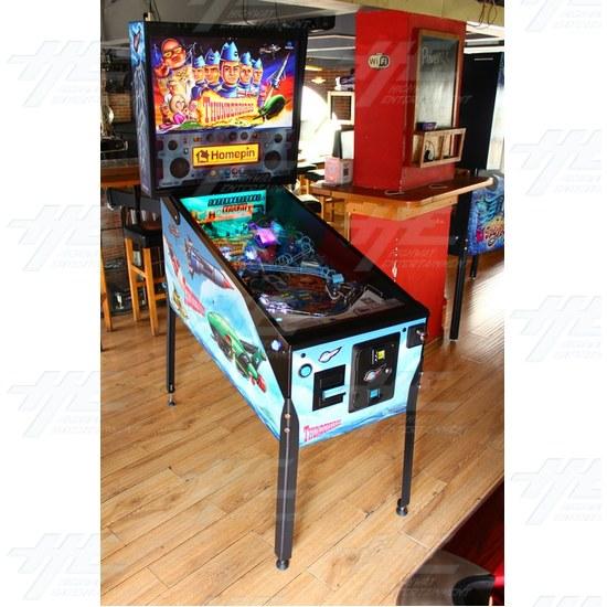 Thunderbirds Pinball Machine - Thunderbirds Pinball Machine 05