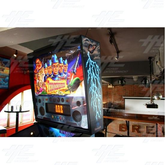 Thunderbirds Pinball Machine - Thunderbirds Pinball Machine 06