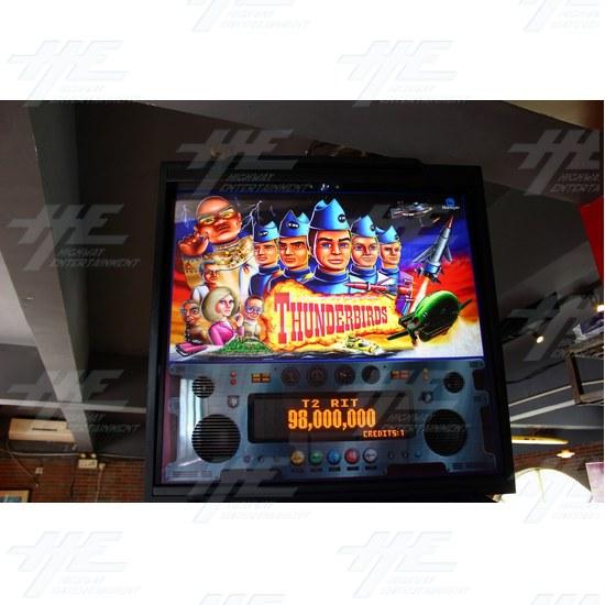 Thunderbirds Pinball Machine - Thunderbirds Pinball Machine 07