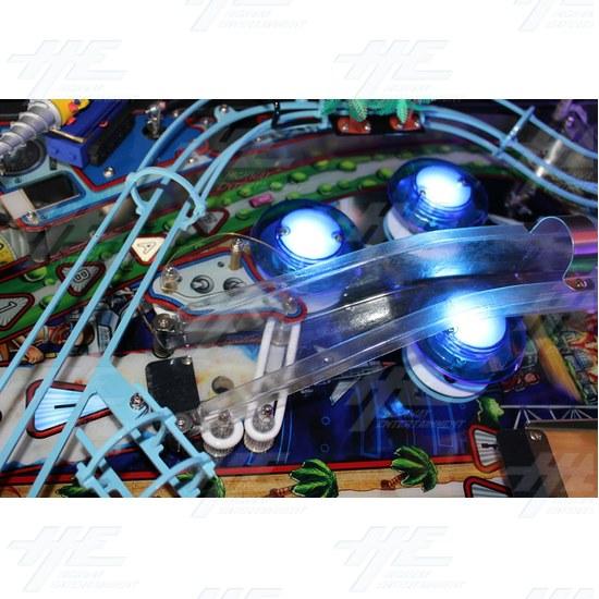 Thunderbirds Pinball Machine - Thunderbirds Pinball Machine 03