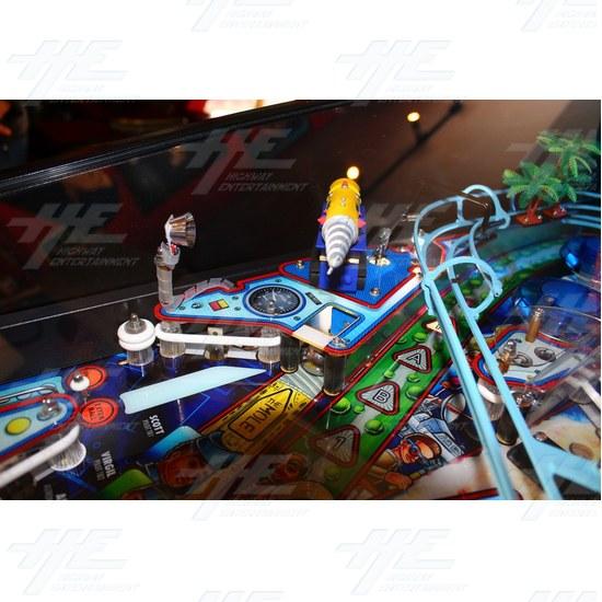 Thunderbirds Pinball Machine - Thunderbirds Pinball Machine 12