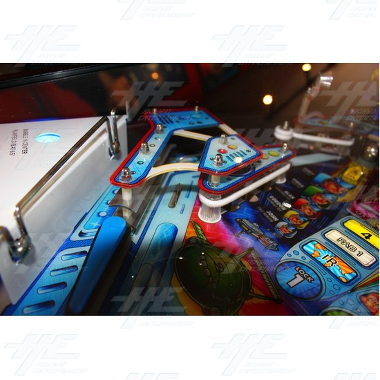 Thunderbirds Pinball Machine (including 2 Year Warranty) - Thunderbirds Pinball Machine 13
