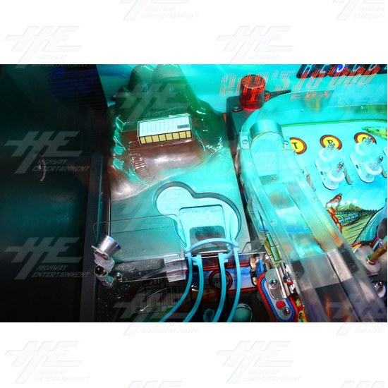 Thunderbirds Pinball Machine - Thunderbirds Pinball Machine 16