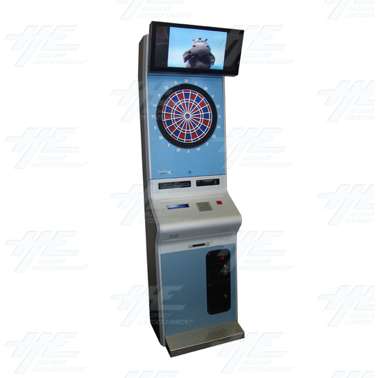 Radikal Darts Electronic Dart Machine - Full View