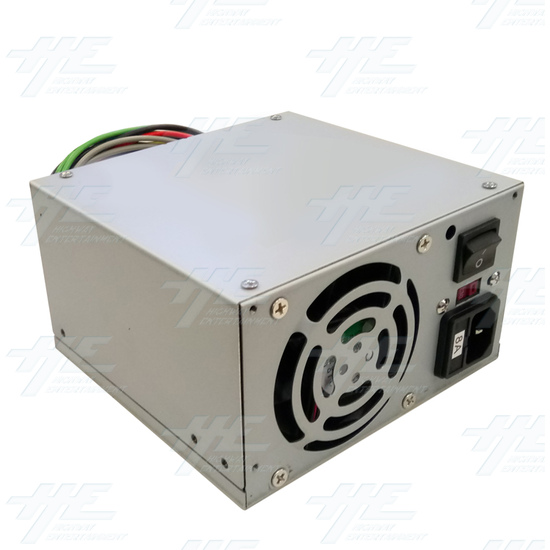 Power Supply for Crane Machines P2040G Series - Switching power supply Full View