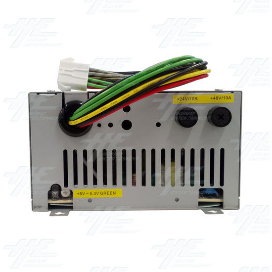 Power Supply for Crane Machines P2040G Series - Switching power supply Front View