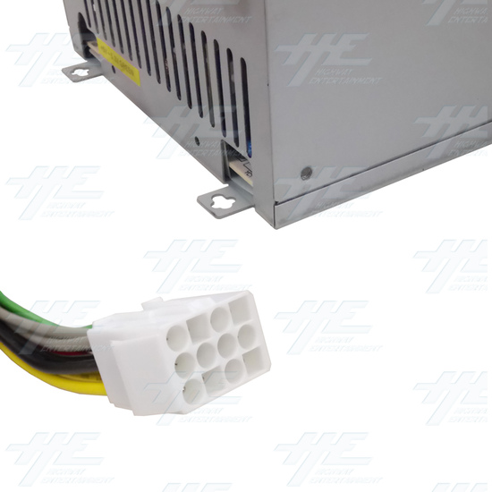 Power Supply for Crane Machines P2040G Series - Switching power supply Connector View