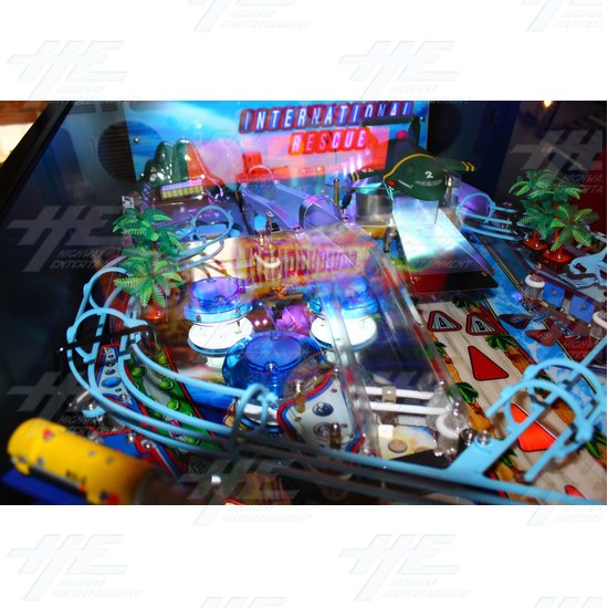Thunderbirds Pinball Machine (12mths warranty on everything...!) - Thunderbirds Pinball Machine 14