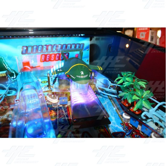Thunderbirds Pinball Machine (including 2 Year Warranty - Last Chance) - Thunderbirds Pinball Machine 15