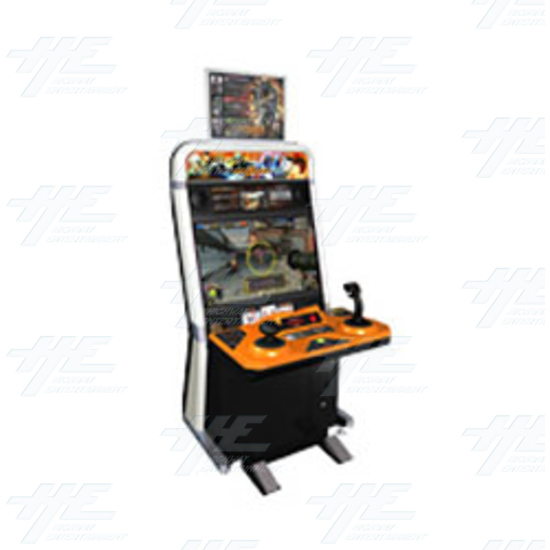 Half Life 2 Survivor v2.0 SD Arcade Machine - SD Machine