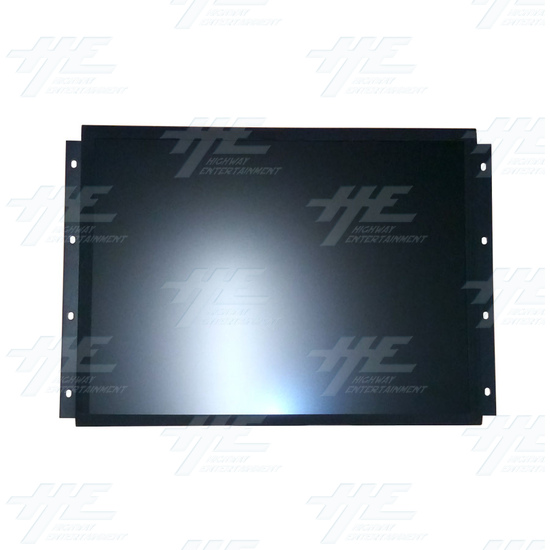 20 inch LCD Monitor suitable for Lowboy Cabinet or Cocktail Table - Front View