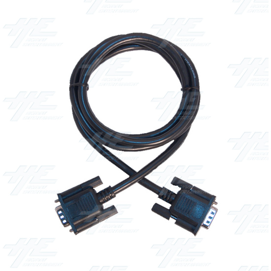 20 inch LCD Monitor suitable for Lowboy Cabinet or Cocktail Table - VGA Cable