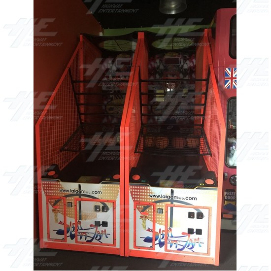 Slam N Jam Basketball Arcade Machine - Slam n Jam Basketball A.jpg
