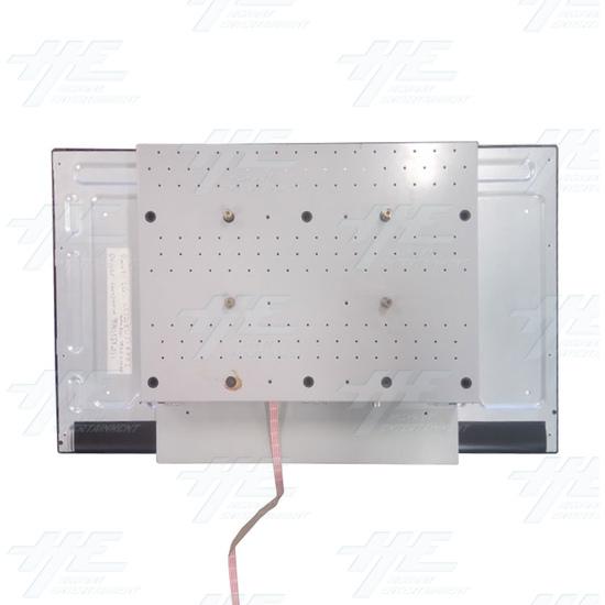 32 Inch LCD LG Arcade Monitor - LG320EUJ-FFE2 - 32 Inch LCD LG Arcade Monitor - Back View