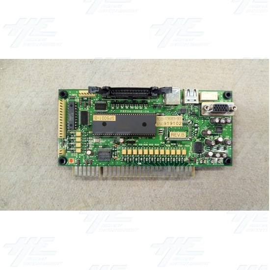 Guilty Gear XX Accent Core Arcade Kit with I/O Board - JVS to Jamma iO Board