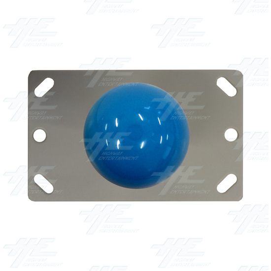 Blue Ball Top Joystick for Arcade Machine - Blue Joystick Top View