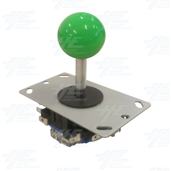 Green Ball Top Joystick for Arcade Machine - Green Joystick