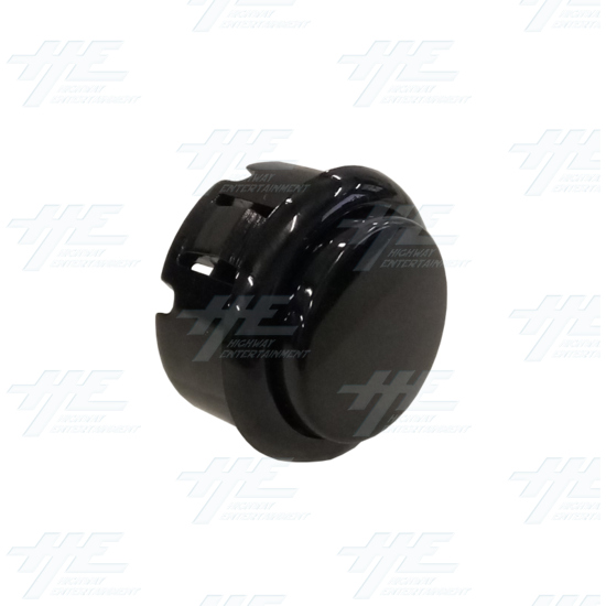 DIY Black Arcade Joystick and Buttons Kit for Arcade Machines - 30mm  Black Button Angle View