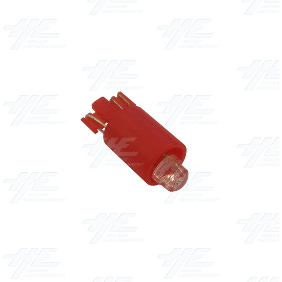 Red 12V LED Light for Joysticks and Buttons - Red LED light