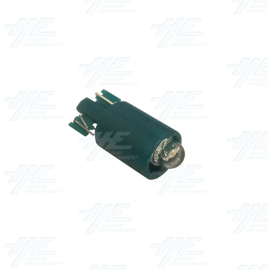 Green 12V LED Light for Joysticks and Buttons - Green LED light