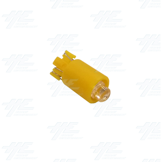 Yellow 12V LED Light for Joysticks and Buttons - Yellow LED light