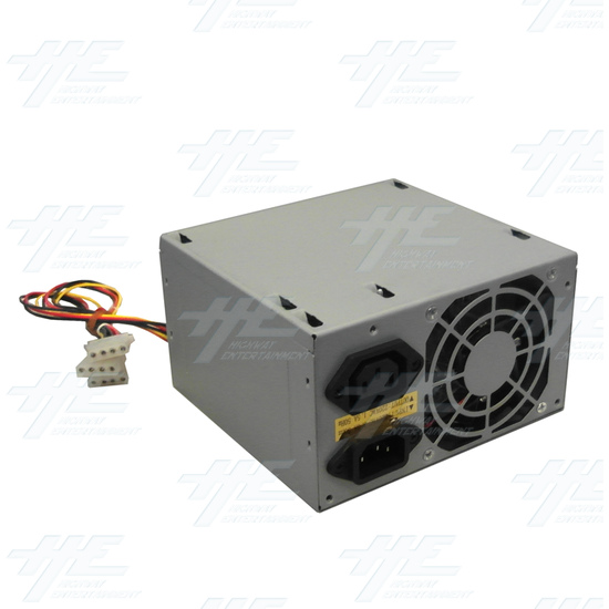 12 Volt Power Supply for Arcooda Machines - Power Supply Angle View