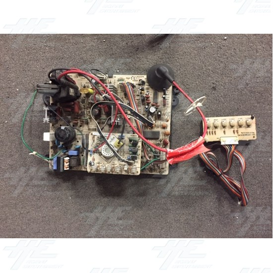 Assorted Chassis Boards (2x Boards) - Chassis 1