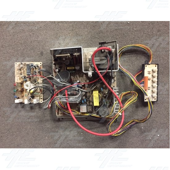 Assorted Chassis Boards (2x Boards) - Chassis 2