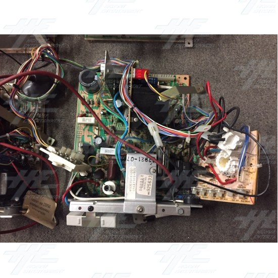 Assorted Chassis Boards (4x Boards) - Chassis 1