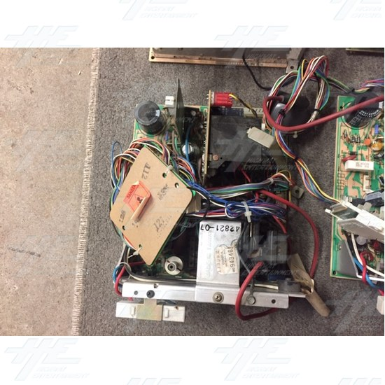 Assorted Chassis Boards (4x Boards) - Chassis 2