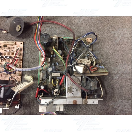 Assorted Chassis Boards (4x Boards) - Chassis 3
