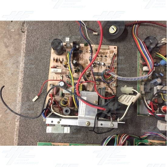 Assorted Chassis Boards (4x Boards) - Chassis 4