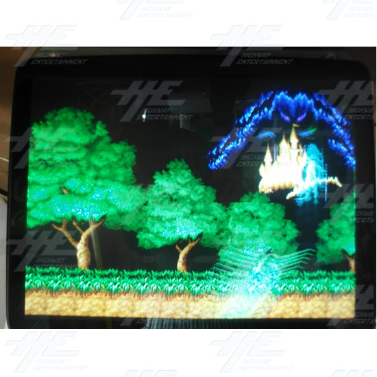 27 inch Wells Gardner Arcade Monitor - Monitor Display 2