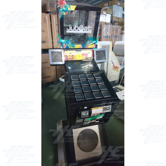 Jubeat Festo Arcade Machine - Actual Machine