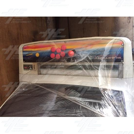 Astro City Arcade Cabinet - Blast City 1 Player Control Panel