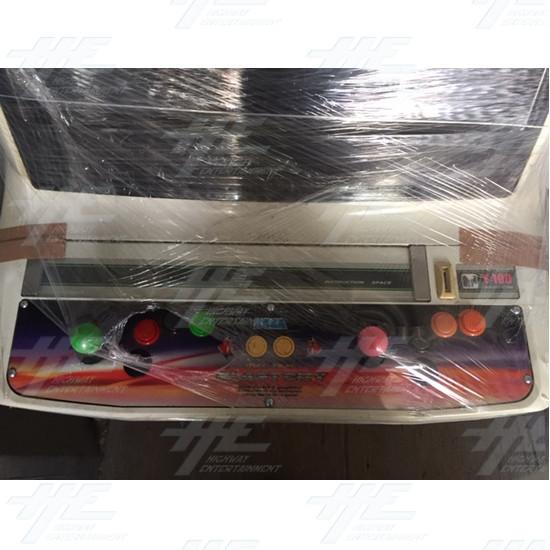 New Astro City Arcade Cabinet - Blast City 2 Player Control Panel