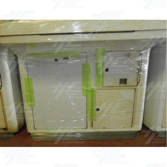 Astro City Arcade Cabinet - Front Doors