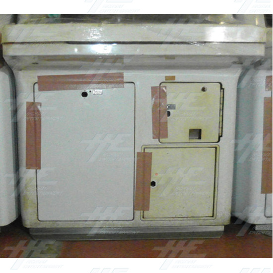 New Astro City Arcade Cabinet - Front Doors